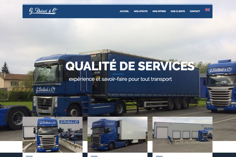 Transports Delsol & Cie
